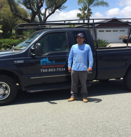 About Mark Anthony Top Roofing Contractor In San Diego